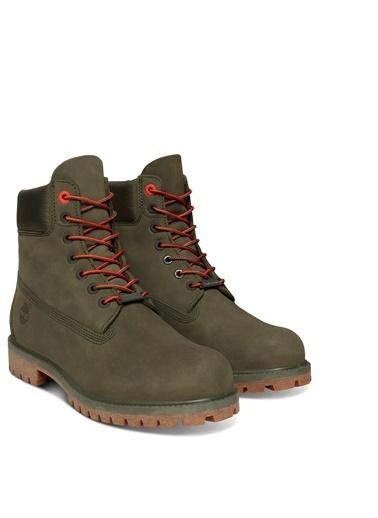 "Timberland 6"" Premium Boot | Su Geçirmez Haki"